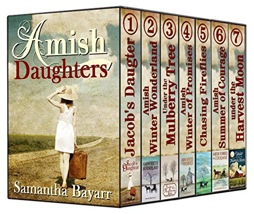 Amish Daughters Amish Christian Romance Jacob S Daughter Collection 7 Books Jacob S Daughter Series Book 8