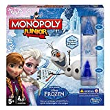 Monopoly Junior Set Tisch, mit Frozen Design (HASBRO b22471050) Spanische Version 26.7 x 26.7 x 4.1 bunt