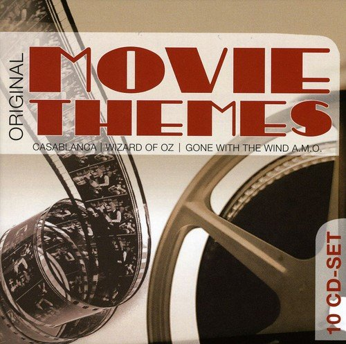 Original Movie Themes:  Casablanca, Wizard of Oz, Gone with the Wind, A.M.O.