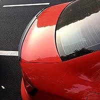 Color : Black MSJFUBANGBM FUBANGBM Billet T-6061 eloxiertes Aluminium Bolt-on Heckspoiler Spoiler Hatch Riser-Lift Erweiterung fit for 14-on Ford Fiesta ST