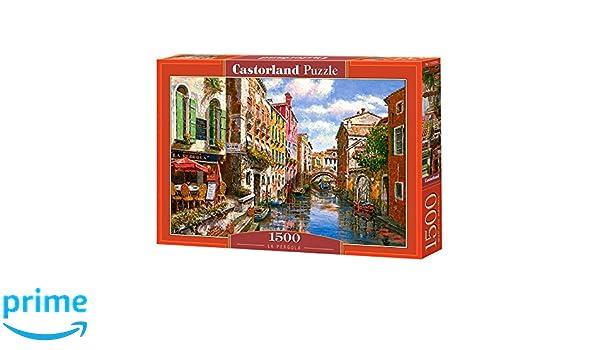 Castorland C-103683-2 Reflections of Venice Puzzle 1000 Teile