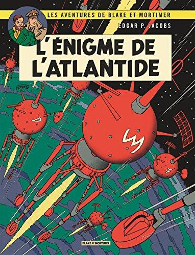 Blake & Mortimer - tome 7 - Enigme de l'Atlantide (L') par Edgar P. Jacobs