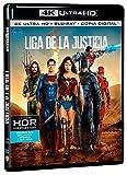 Liga De La Justicia Blu-Ray Uhd [Blu-ray]