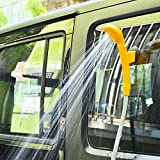 Elecrelive Portable Shower Automobile Shower Set for Travel Outdoor