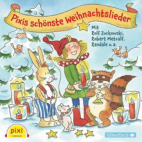 Preisvergleich Produktbild Pixis schönste Weihnachtslieder: 1 CD