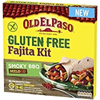 Old El Paso Gluten Free Smoky BBQ Fajita Kit, 462 g
