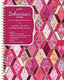 Posh: Bohemian Living 2017-2018 Monthly/Weekly Planning Calendar
