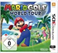 Mario Golf - World Tour - [Nintendo 3DS]