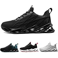 Running Shoes Mens Women Air Trainers Sport Gym Walking Jogging Athletic Fitness Outdoor Sneakers 38-46 EU 5-10 UK