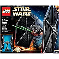Lego Star Wars - 75095-Tie Fighter