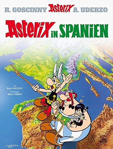 Asterix 14: Asterix in Spanien