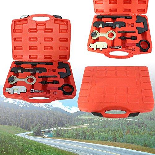 DiLiBee Motor Set Einstell Werkzeug Nockenwellen Arretierung für BMW E36/46/34/39 M40/52