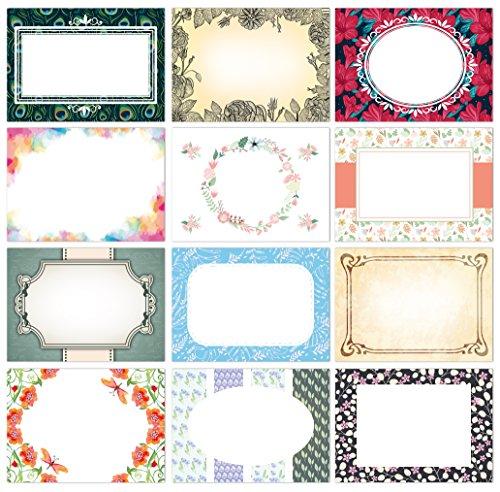 Gutschein Set mit 12 Postkarten zum Gestalten - 8,14 €