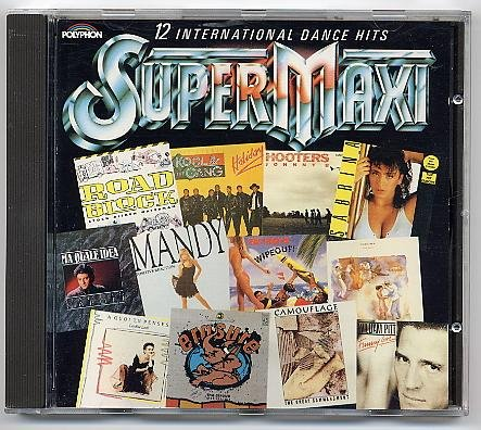 Super Maxi / 12 International Dance Hits
