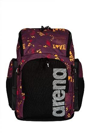 Arena Team Backpack 45 Allover Bags, Unisex Erwachsene, Unisex-Erwachsene, 002437, Love, TU