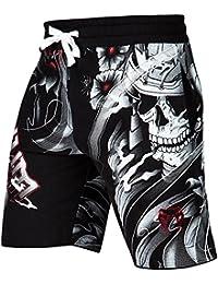 Venum Samurai Skull Short Coton Homme