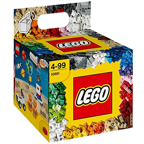 LEGO BRICKS & MORE - CUBO DE CONSTRUCCION CREATIVA (10681)