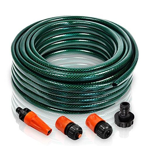 "Cellfast 5901828850073 Gartenschlauch, grün,1/2\"" Zoll , Länge 20m"