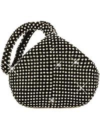Flada Girl ' s y señoras bolso de embrague de noche de diamantes de imitación bolsa de embrague para fiesta de boda de graduación