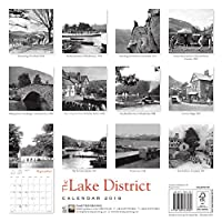 Lake District Heritage Wall Calendar 2018 (Art Calendar), by Various Artists