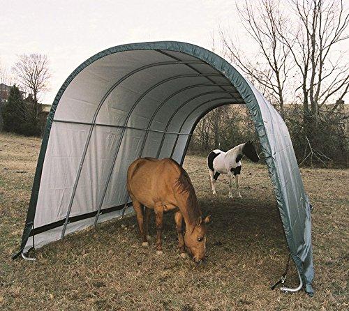 ShelterLogic Run-In-Shed Weidezelt