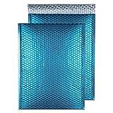 Purely Packaging mtcar450C3450x 324mm Blake schälen und Seal Umschlag, Karibik Blau (50Stück)