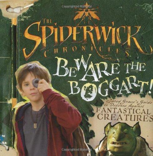 Beware the Boggart (Spiderwick Chronicle)