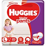 Huggies Wonder Pants, Large Size Diapers, 20 Count