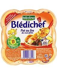 Blédina Blédichef Pot au Feu des Tout-Petits dès 15 mois 250 g