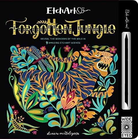 EtchArt: Forgotten Jungle