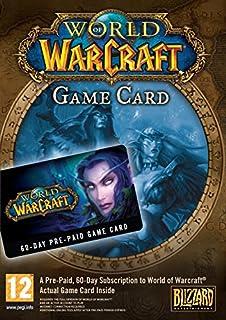 World of Warcraft - Tarjeta de prepago (60 días) (Código Digital) (B005DWIC1Y) | Amazon price tracker / tracking, Amazon price history charts, Amazon price watches, Amazon price drop alerts