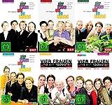 Vier Frauen und ein Todesfall Staffel 1-6 (12 DVDs)