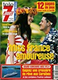 Télé 7 jours - n°2042 - 17/07/1999 - Miss France amoureuse / Mareva Galanter & Pascal