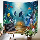 MSHTXQ Digital Printing Animal Polyester Tapestry Wall Hanging Decorative Beach Towel Beach Blanket Cushion 210X150CM