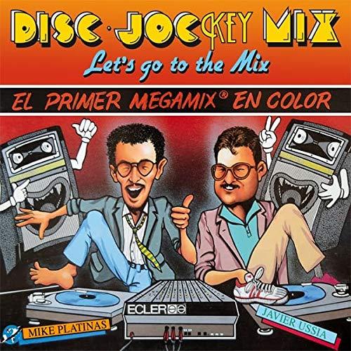 Disc-Jockey Mix (LetŽs Go To The Mix) 2Cd