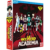 My Hero Academia - Intégrale Collector Saison 1 - 2 Bluray
