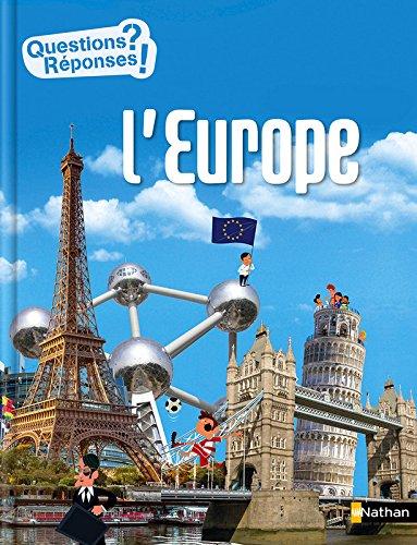 L'Europe - Questions/Réponses - doc dès 10 ans par Jean-Michel Billioud