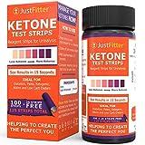 Urinuntersuchung Keton Teststreifen. Testen Ebenen der Ketone geeignet für Diabetiker, Low Carb, & Fettverbrennung Dieters. Überwachen Diabetiker, oder Atkins Ernährung für Gewicht Loss & Ketose.
