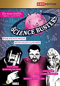 Science Busters: Folgen 33-44 [4 DVDs]