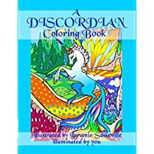 A Discordian Coloring Book