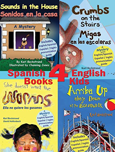 4 Spanish-English Books for Kids (Four Kids Books)