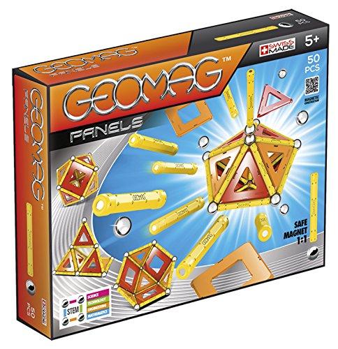 Geomag 461 Panels Konstruktionsspielzeug, 50-teilig