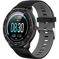 Tipmant Smartwatch, Orologio Fitness Uomo Donna Impermeabile IP68 Smart Watch…