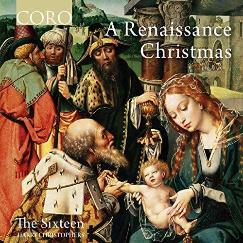 A Renaissance Christmas - Werke von Lassus, Tallis, Byrd, Philips u.a.