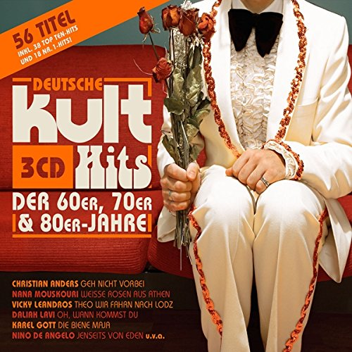 Deutsche Kulthits der 60er,70er & 80er
