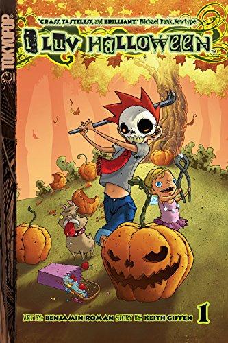 I Luv Halloween manga volume 1 (English Edition)
