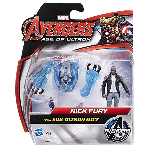 Hasbro - Pack Figures The Avengers