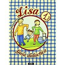 Projecte Lisa 1 any valenciá. Guia didàctica