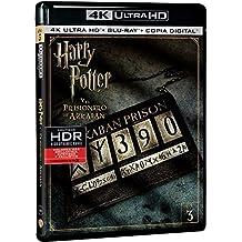 Harry Potter Y El Prisionero De Azkaban Blu-Ray Uhd [Blu-ray]
