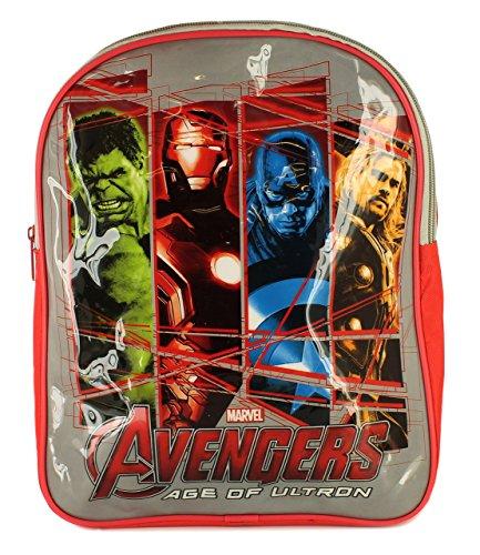 Marvel m92536r040cm Kinder Avengers Rucksack (groß)